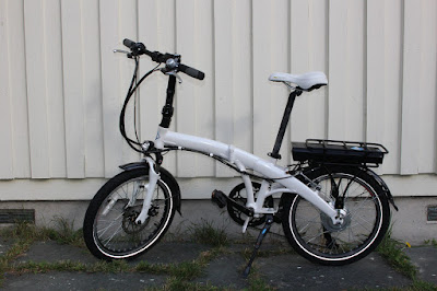 Pedelec / E-Bike in besonderem Design