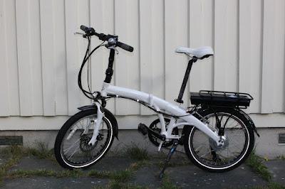Pedelec / E-Bike in besonderem Design