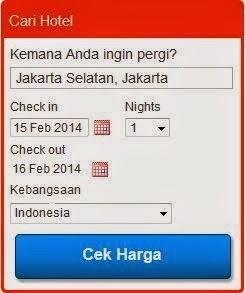 booking hotel murah di jakarta
