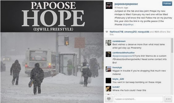 papoose new