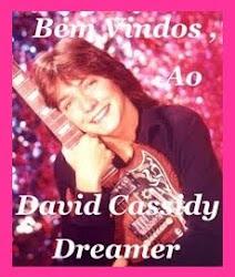 """SEJAM TODOS BEM VINDOS AO BLOG """"DAVID CASSIDY - DREAMER"""""""