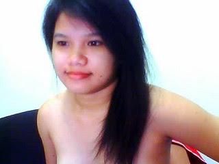 Foto Bugil Tante Girang Amel Lagi Show di Webcam