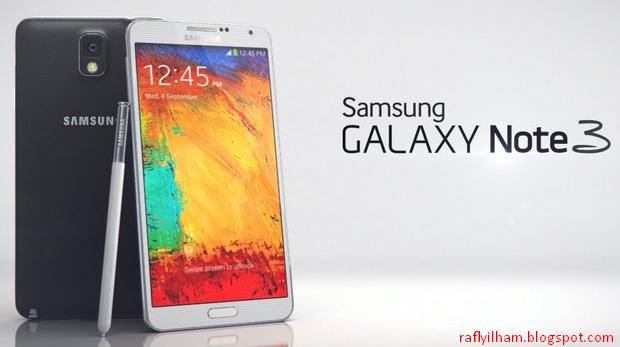 Samsung : Galaxy Note 3