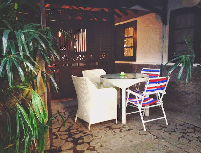 Tigalima Homestay - Porch to chill