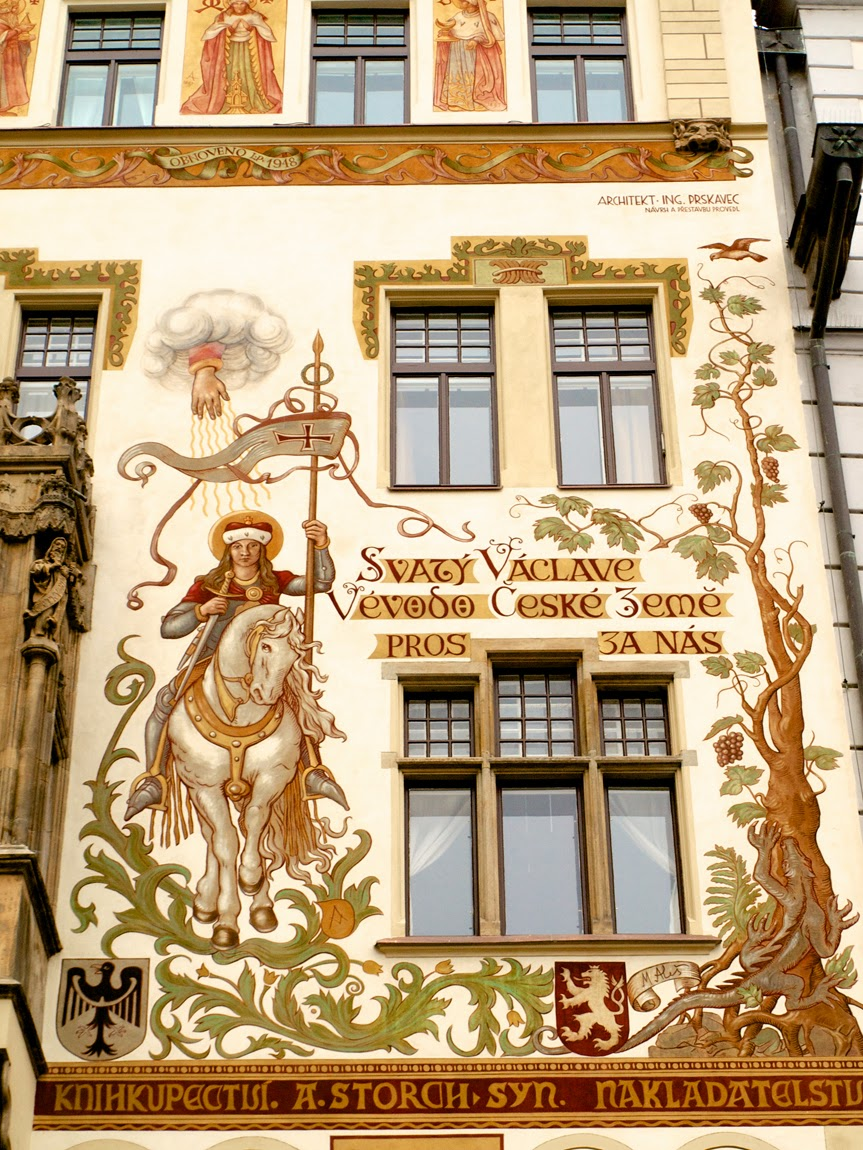 Detalle de la Casa Storch