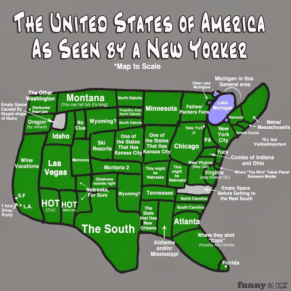 nebraska is somewhere in the middle for sure one of my new york friends courtney was convinced that i was actually living in wisconsin not nebraska