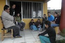 Comunidad Laguna de García avanza en su proyecto de Radio Comunal
