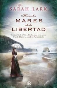 Hacia los mares de la libertad - Portada