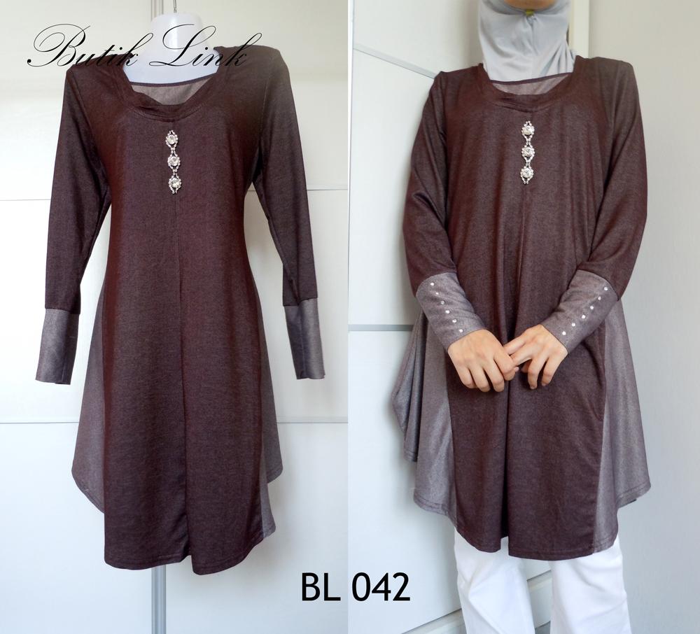 Butik Blouse Muslimah Online 55