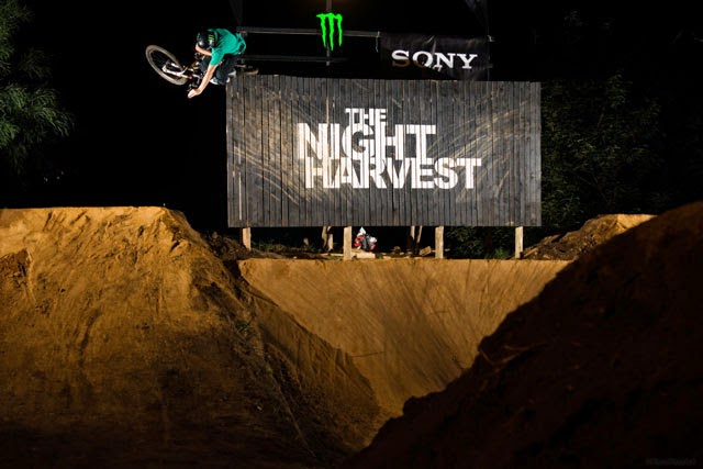 Night Harvest BMX & MTB Competition