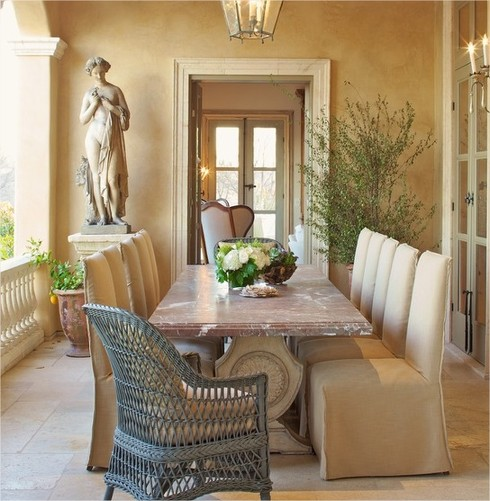 Mediterranean House Interior Design