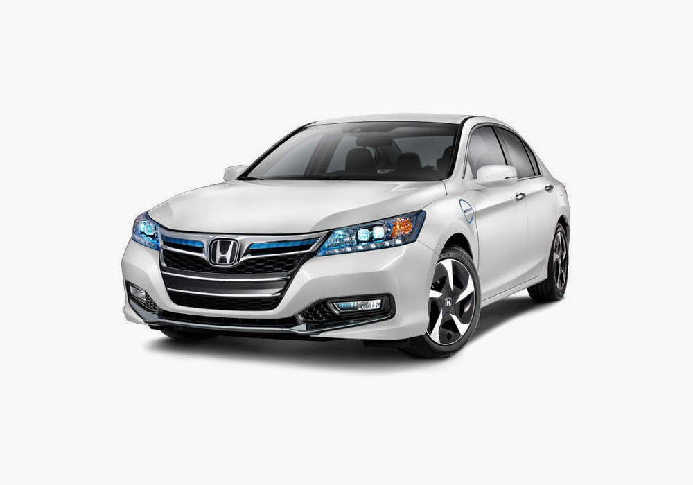 Honda Accord Hybrid 2014 Front View