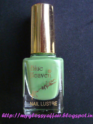 Blue Heaven Nail Lustre 904