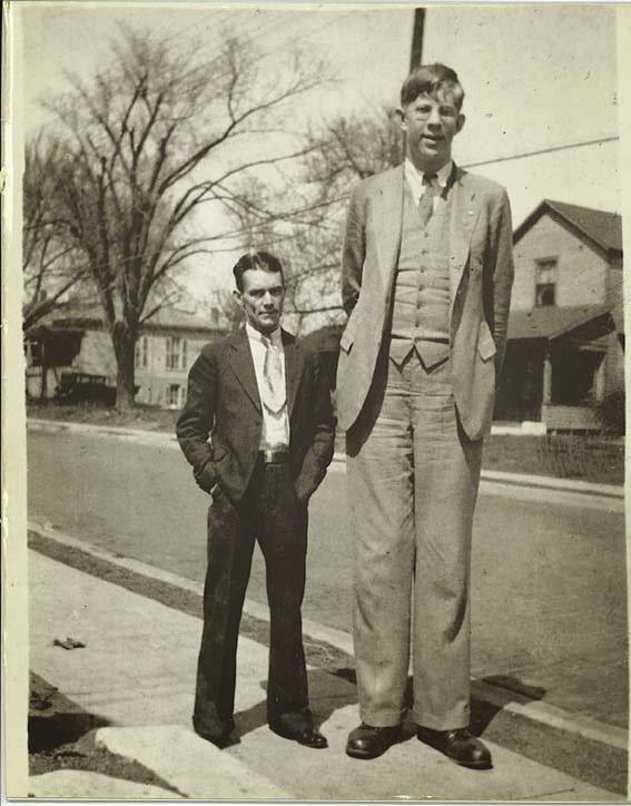 www.primo: about gigantism., Skeleton