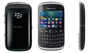 BlackBerry Armstrong aka BlackBerry Curve 9380 akan Segera Hadir di Indonesia 