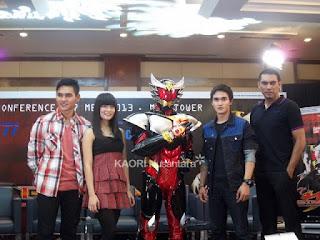 Bima Sakti Garuda : Super Hero Baru di Indonesia