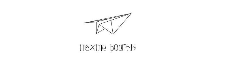 Avion de papier.