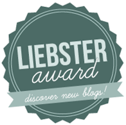 "1ºPREMIO ""LIEBSTER AWARD DISCOVER NEW BLOG"""