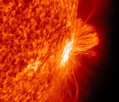 Manchas solares 1515, 09 de Julio 2012