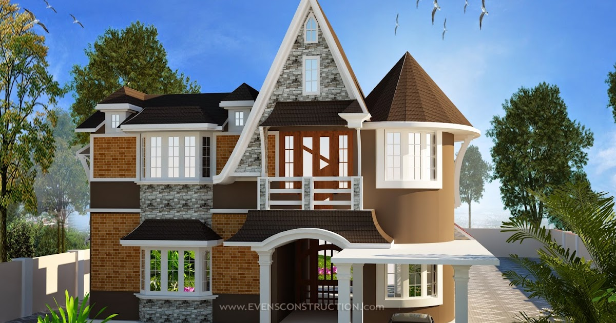 Cute Little House Plan Home