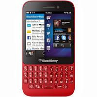 Harga HandPhone Blackberry Q5 – 8 GB – Merah