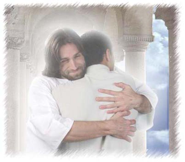 En Los Brazos De Jesus