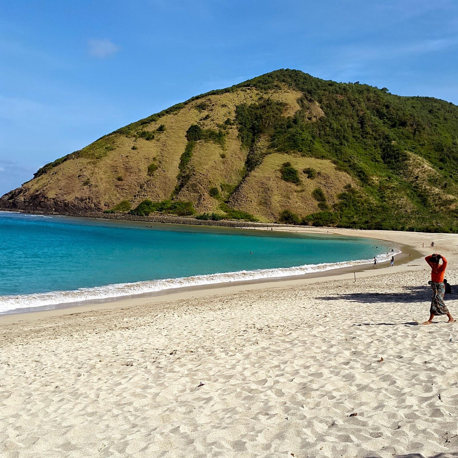 Mawi Beach Indonesia Island Lombok