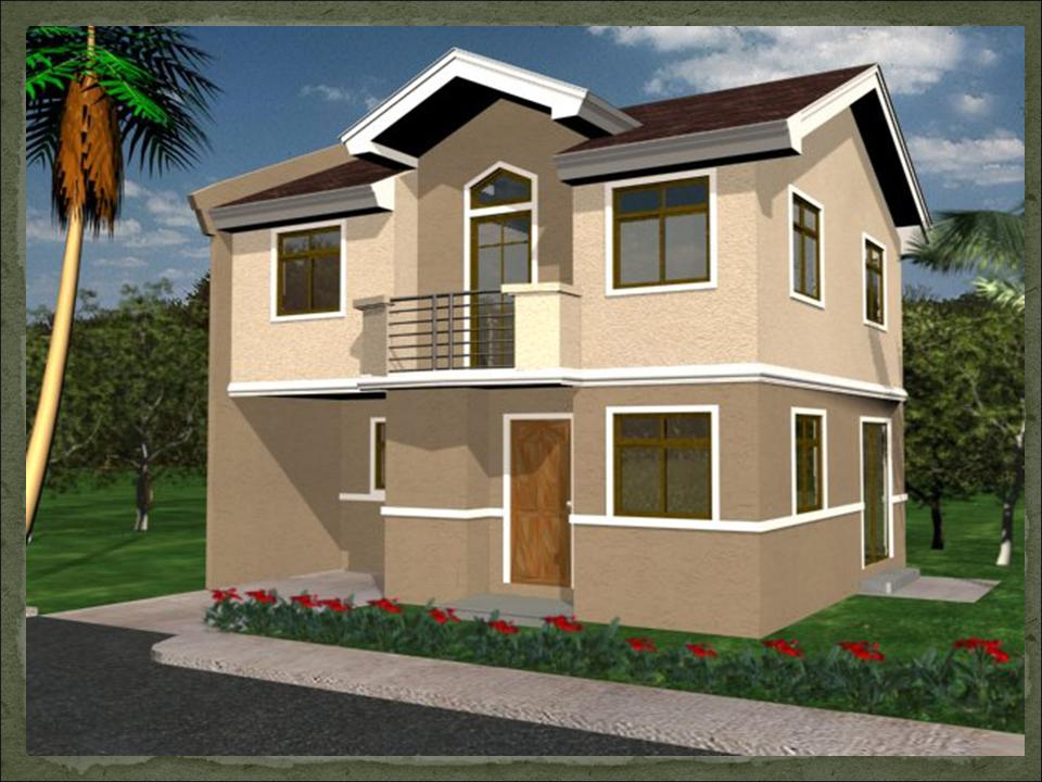 Home decorating pictures apartment design philippines for Simple house designs