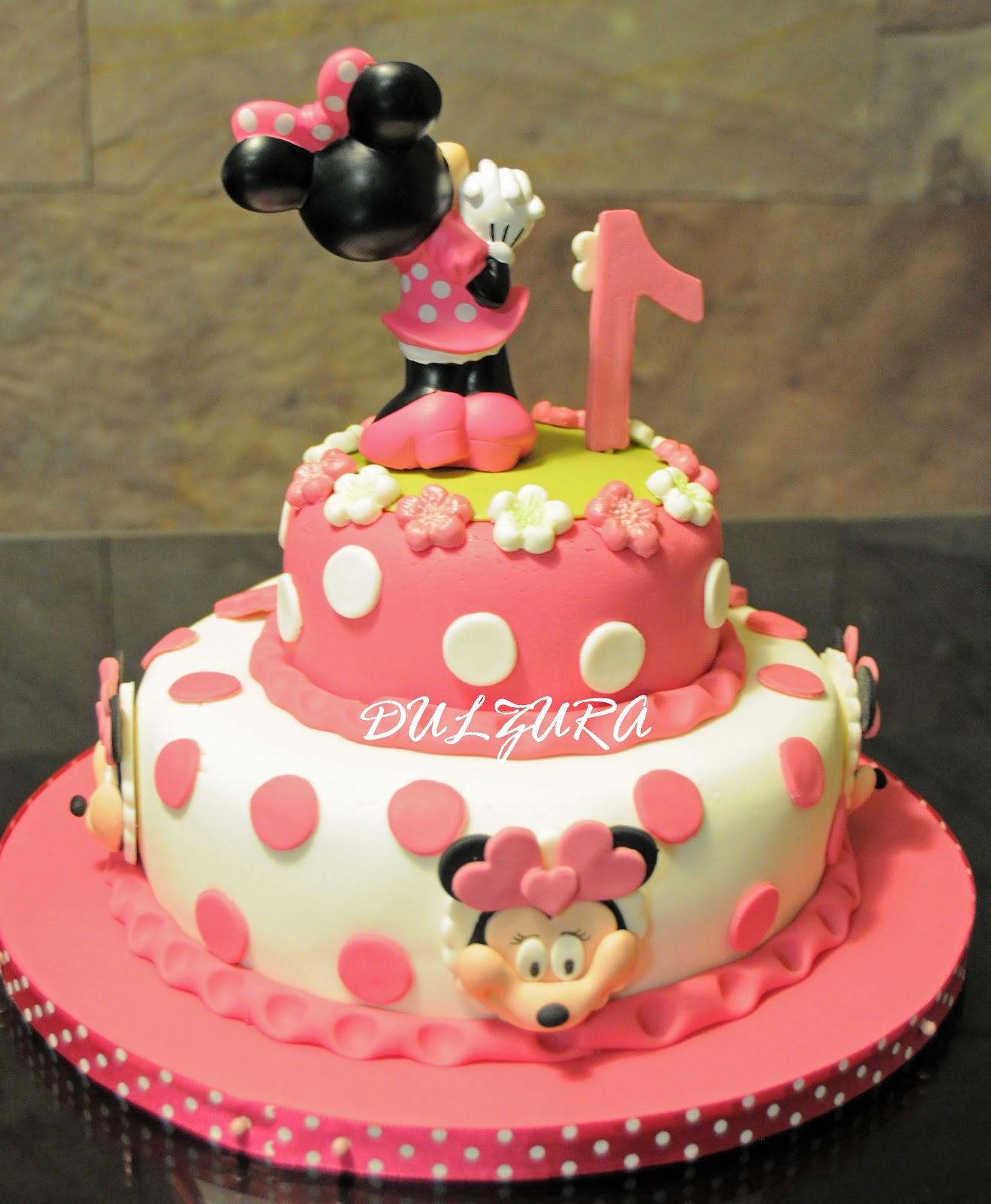 Como Decorar Tarta De Mickey Mouse