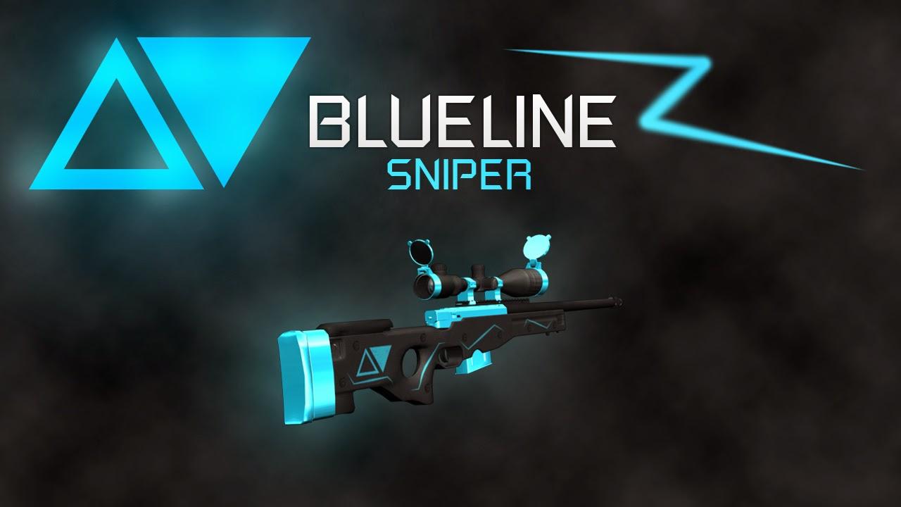 GTA SA - BLUELINE WEAPON PACK Sniper