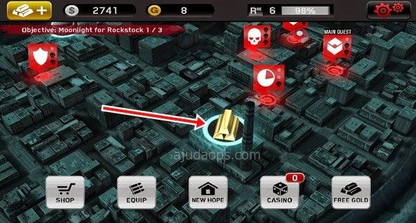 Recompensas especiais em Dead Trigger. Este é mais um conteúdo exclusivo do AjudaOps!