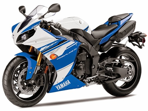 New Yamaha YZF-R1 2014