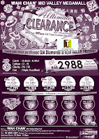 Wah Chan Mid Valley Megamall Moving Up Ultimate Clearance