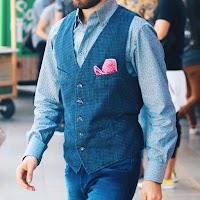 Carlos Nieto: Menswear at its finest + Vest tips!