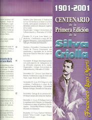 CENTENARIO DE LA SILVA CRIOLLA