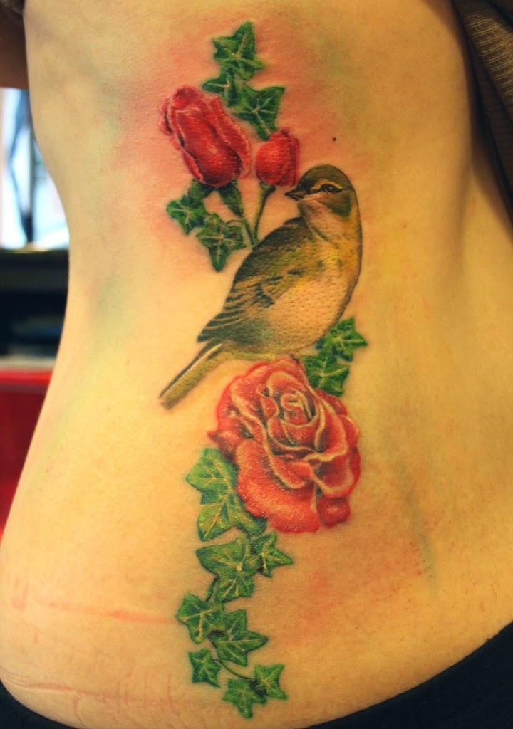 tattoos on side http refreshrose