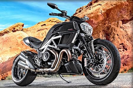 New Ducati Diavel. Majalah Otomotif Online