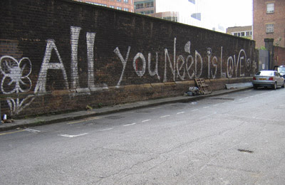 02 all you need is love