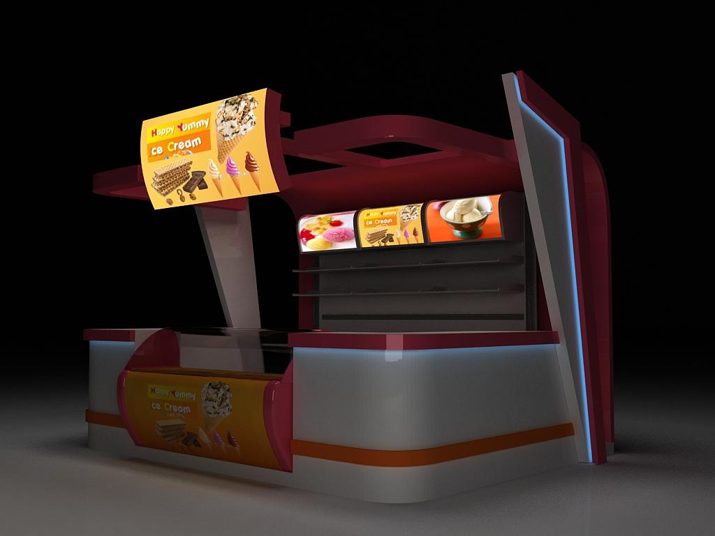 Expo Stands Kioska : Saleem ali d visualiser  exhibition