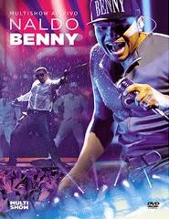 Capa DVD Naldo Benny – Multishow ao Vivo (2013) | músicas