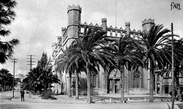 остров Майорка, достопримечательности, Балеарские острова, старинное фото Испании, блог