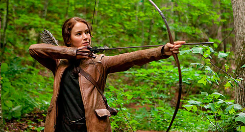 Blogging for YA: A Review of the Archery in the Hunger Games Movie ...