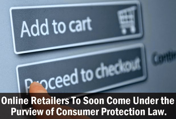 Online Retailers under Consumer Protection Law