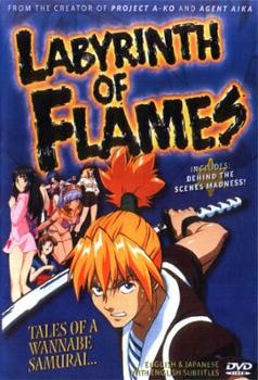 Labyrinth Of Flames|| Labyrinth Of Flames