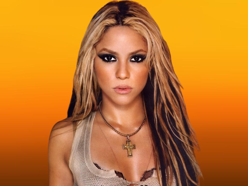 Shakira Wallpaper | 3D... Shakira