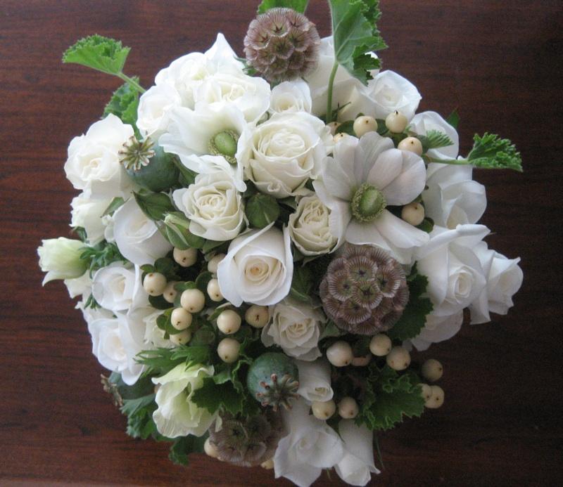 White Wedding Flowers July : Sammy s flowers july
