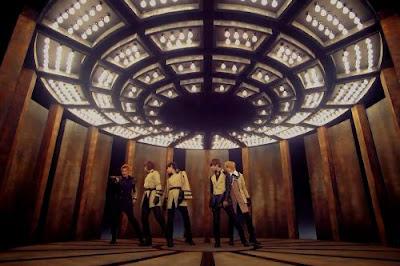 MBLAQ Cry spaceship