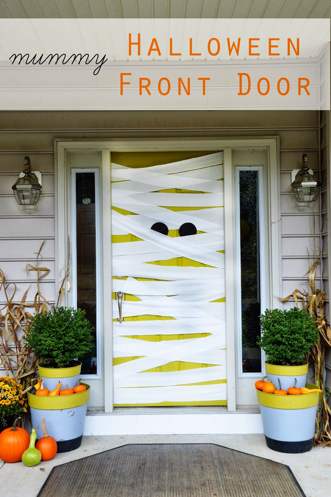 Fall Halloween Porch Decor East Coast Creative Blog