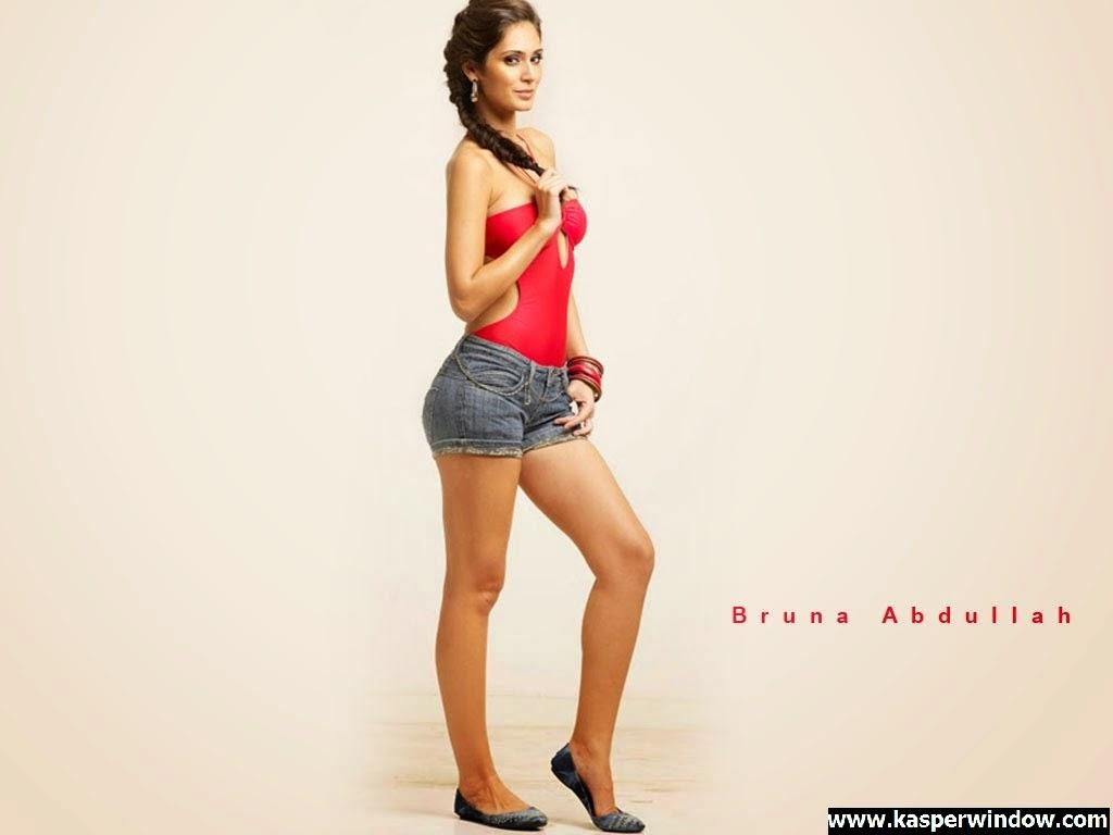 Abdullah Indian Actress Actress Bruna Abdullah Photos