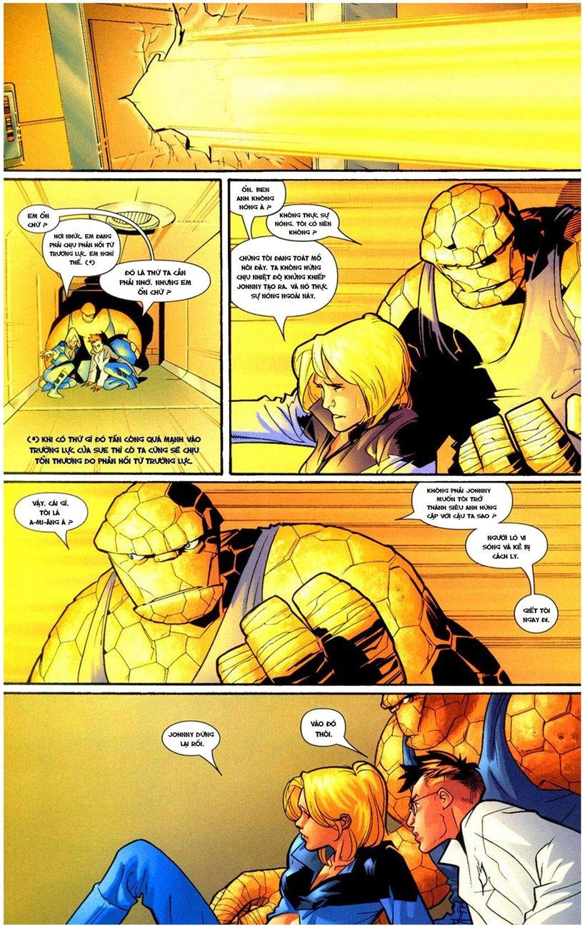 Ultimate Fantastic Four chap 9 - Trang 19